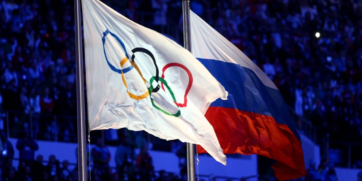 Anti-Doping Agency Bars Russia From International Sports
