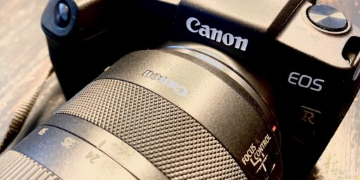 Photo Corner: the Canon EOS RP (A Review)