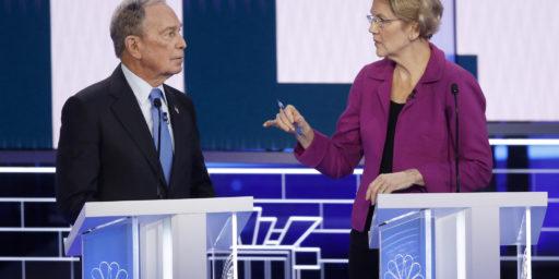 Nevada Democratic Debate Roundup