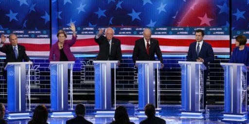 Nevada Debate Reflections
