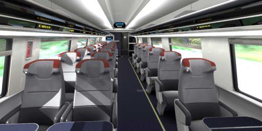Amtrak Suspends DC-New York Acela Over Coronavirus