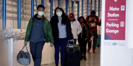 Civility Strained by Coronavirus