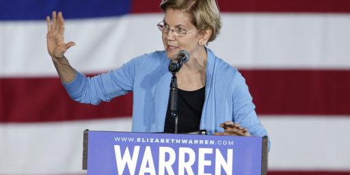 Warren Can't Win