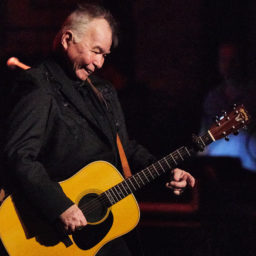 John Prine: Holiday Cheer 2018 WFUV Benefit, 12/3/18 at the Beacon Theatre. Photo by Gus Philippas
