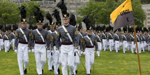 Trump to Bring 1000 Cadets Back to West Point for Graduation Speech