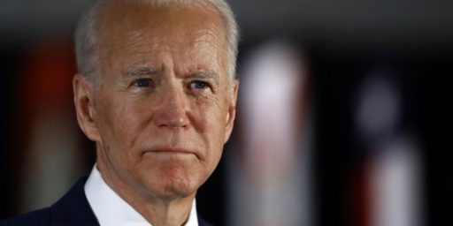 Joe Biden Denies Tara Reade Allegations