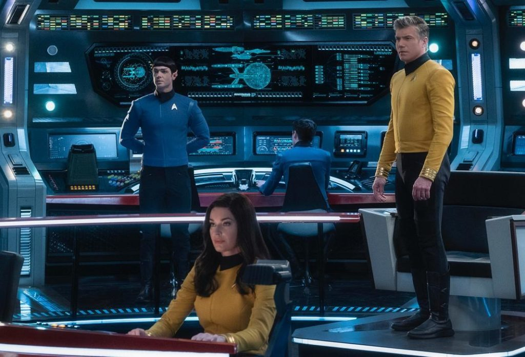 CBS Announces New 'Star Trek' Series Featuring Enterprise Crew