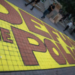 """""""Defund the Police"""" by Peg Hunter is licensed under CC BY-NC 4.0"""