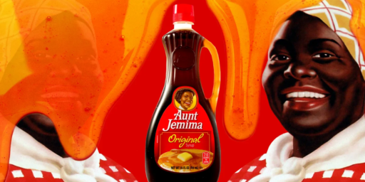 Aunt Jemima Has Been Canceled