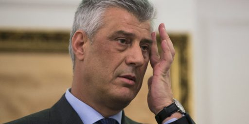 Kosovo President and Opposition Leader Indicted for War Crimes