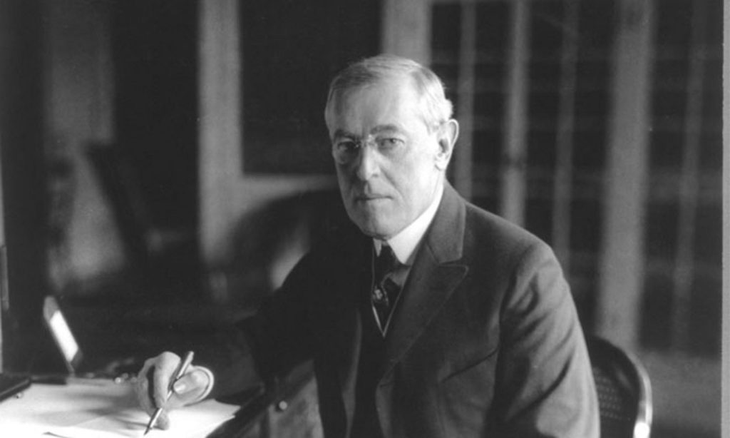 Princeton to remove Woodrow Wilson's name from policy school