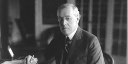 Woodrow Wilson Disavowed by Princeton