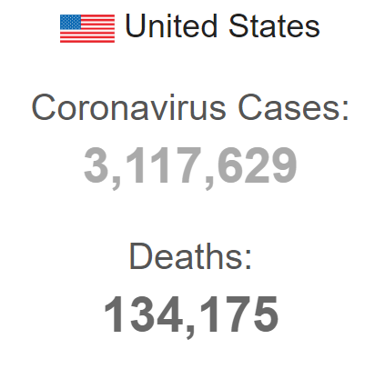 US records highest daily COVID-19 cases
