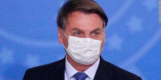 Brazil's Jair Bolsonaro Has COVID-19