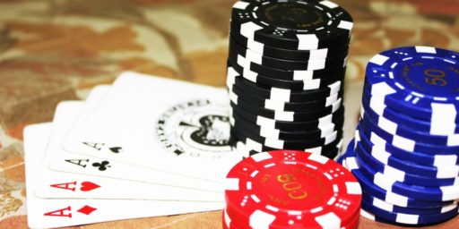 Casinos Open, Churches Closed