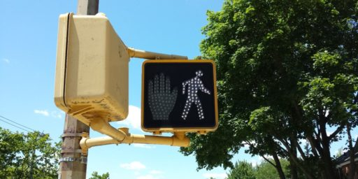 Traffic Signals Not Racist