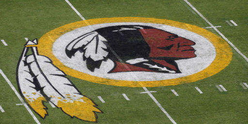 Sponsors May Force Redskins to Change Name