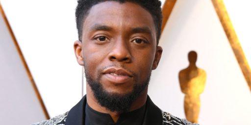 Chadwick Boseman Dead at 43