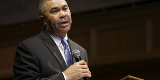 10-Term Congressman William Lacy Clay Ousted