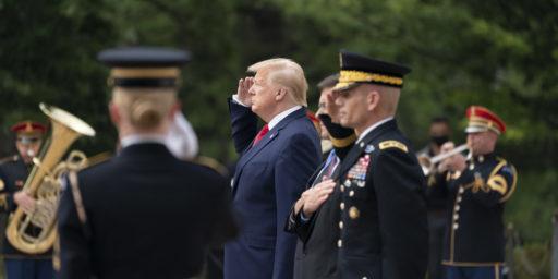 Trump's Bizarre, Anti-Veteran Rant