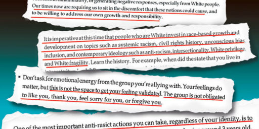 Trump Bans 'Critical Race Theory' in Federal Training