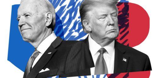 Majority Think Trump and Biden Mentally Unfit