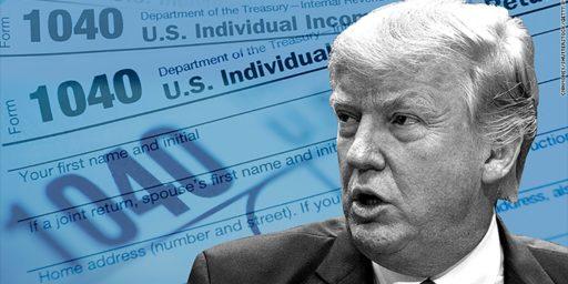 Trump Taxes: Topline Findings