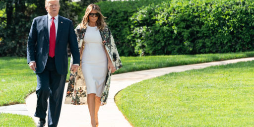 President Trump and First Lady Have Coronavirus