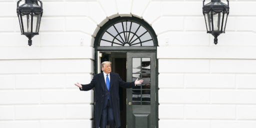 Trump is Who We Thought He Was