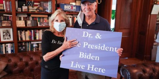 Jill Biden Plans to be First First Lady with Outside Job