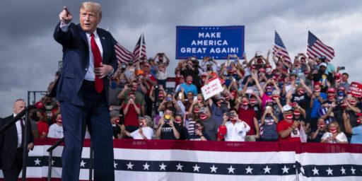 Republicans Stuck Between Trump and a Hard Place