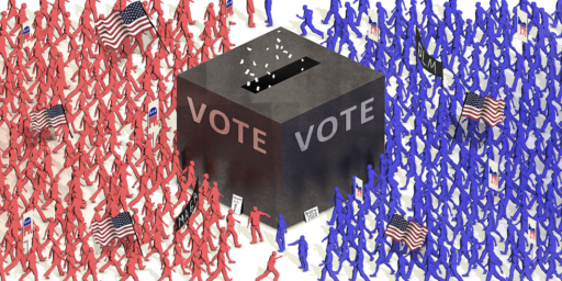 Voting is Too Hard