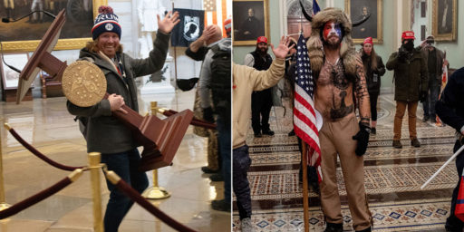 Capitol Riot Could Have Been Much Worse