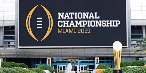 Alabama-Ohio State National Championship
