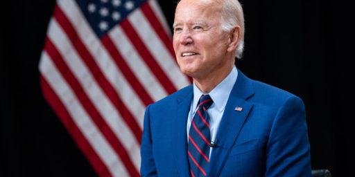 Biden's Culture War Aggression?!
