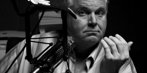 Rush Limbaugh is Still Dead