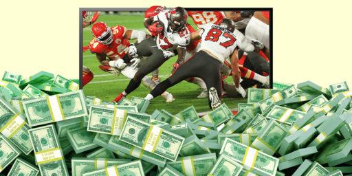 The NFL's $10 Billion TV Deal