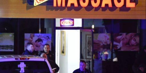 Atlanta Shooting Not a Hate Crime?