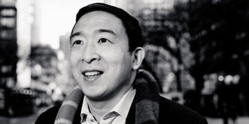 Andrew Yang, Mayor of New York City?