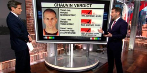 Chauvin Sentencing and Lesser-Includeds