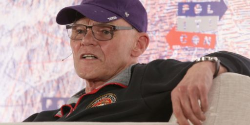 Carville: Dems Need to Speak Yiddish, Not Hebrew