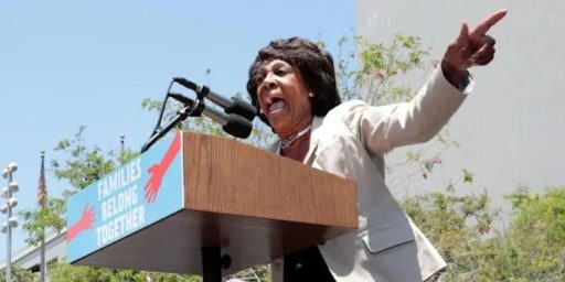Maxine Waters Under Fire