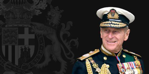 Philip Mountbatten, 1921-2021