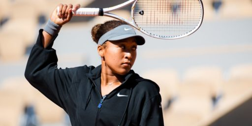 Naomi Osaka Quits French Open Rather than Face Reporters