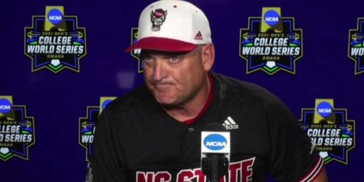NC State DQ'd from College World Series