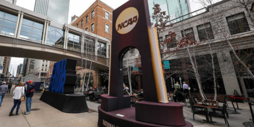 Supreme Court Ends 'Amateur' Collegiate Sports