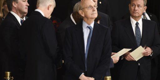 Stephen Breyer's Retirement Timing
