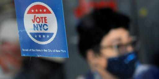 New York's Sloppy Vote Counting