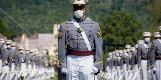 COVID Bullying at West Point?