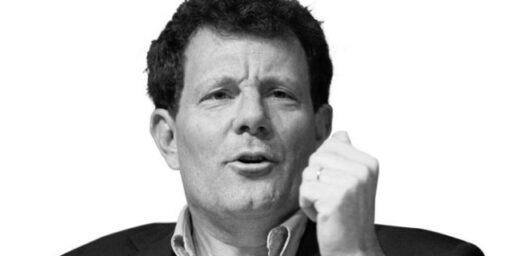 Nicholas Kristof Is Exploring a Run for Oregon Governor